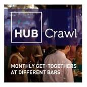 HubCrawl x DrinkEntrepreneurs