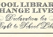 ALA's Declaration for the Right to School Libraries