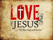 Jesus as love