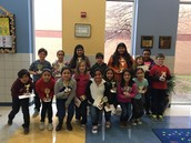 Adopt A School Winners