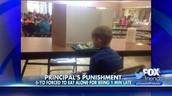 A Principal's Punishment