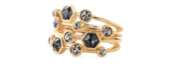 Stackable Gems Ring Size 7