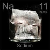 Sodium