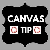 Canvas Tip