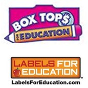 AMS is COLLECTING BOX TOPS for EDUCATION - NEED BY Feb. 22