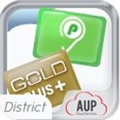 i-SAFE AUP CLOUD SERVICES & GOLD PLUS SUBSCRIPTION (DISTRICT)