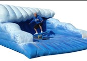 """Chill Out for Finals"" with Robo Surf and Giant Surf Slide"