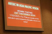 AIESEC in Asia Pacific Vision