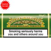 Golden Virginia Rolling Tobacco (5 x 50 gr pouches)