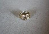 Secret Garden Ring - Adjustable M/L ((SOLD))