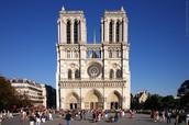 La Notre Dame Cathederal