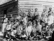 reconstruction African american school