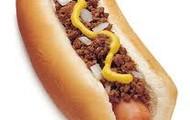 Homemade Chili Dogs