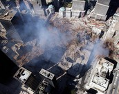 Debris from the 9/11 Attacks