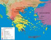 map of ancient Macedon
