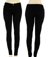 Negros Jeans apretados