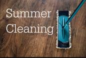 Summer & Classrooms
