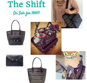 The Shift Handbag Tote