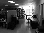 Open Lab Space with S&R