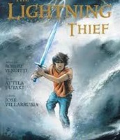 The Lightning Thief graphic novel