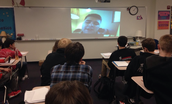 Using Skype in Math
