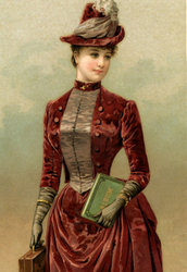 """Victorian"" Woman"
