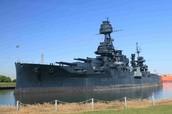 Battleship Texas !!