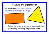 Perimeter - Distance around Objects
