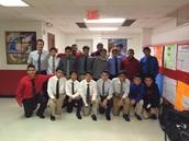 Cary's Gentlemen Soccer Team