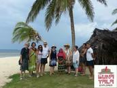 Playas Hermosas combinado con Cultura Indígena