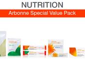 Set 2 - Arbonne's 30 Days to Healthy Living Set