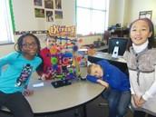 PES - 4th Grade Club - Marble Mania Construction!!!