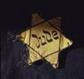 Jews were forced to wear the jewish star on all their clothing.