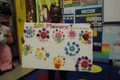 Jo-Ann's Flower Poster