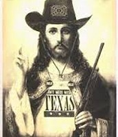 Jesus is now a Texan