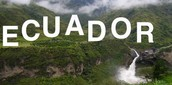 I'm from Ecuador(South America)