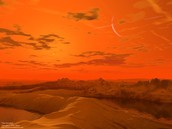 saturns sky