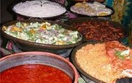 Traditional African Buffet