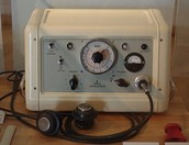 *ECT machine from 1960*