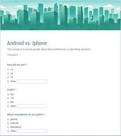 We will show you how to do surveys!
