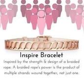 Inspire bracelet