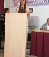 la prof.ssa Sabina Candelli partner di progetto