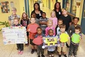 Woodhill Elementary Makes their Mark