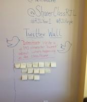Class Twitter Wall