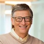 About the Famous Bill Gates