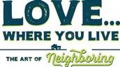 Love Where You Live Parade