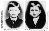 A picture of the inventors' youth