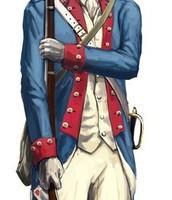 Continental Army Uniforms