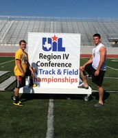 Dallas and Daegen advance to State Track Meet!