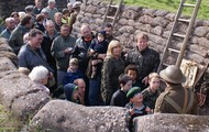 Discover and relive history with trench tours and re-enactments.